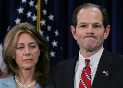 Eliot and Silda Spitzer