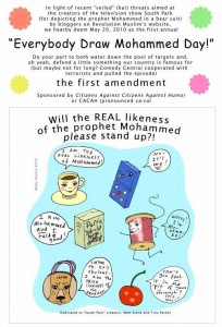 Draw Mohammad Day